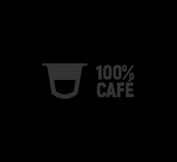 100% café