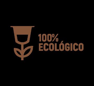 100% ecológico